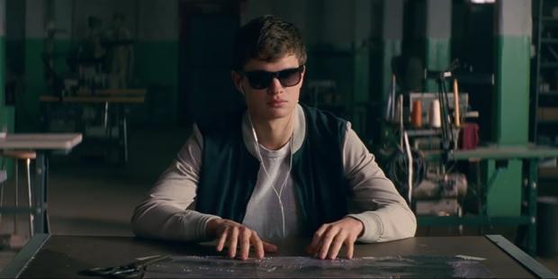"""Baby Driver - Âm nhạc và tốc độ hòa quyện trong một phim đua xe """"có não"""" - Ảnh 1."""