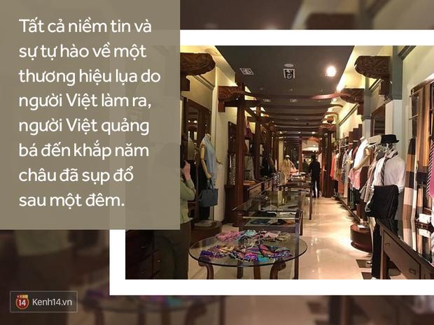"""Người Việt ở nước ngoài nói về """"lụa Tàu"""" Khaisilk: Niềm tin và sự tự hào về một thương hiệu lụa do người Việt làm ra đã sụp đổ sau một đêm - Ảnh 1."""
