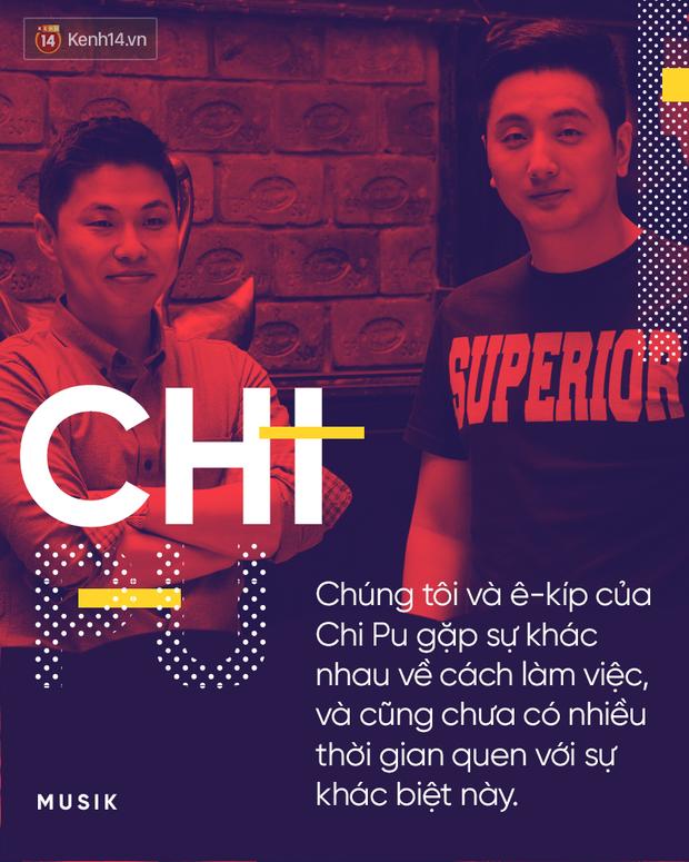 Bộ đôi producer Kpop sản xuất cho Chi Pu: Ca khúc Hàn thường có những đoạn đặc trưng, nếu chuyển qua tiếng Việt có thể sẽ rất khó nghe - Ảnh 3.
