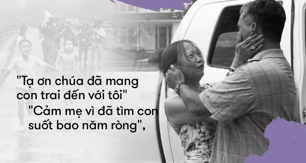 48 năm lạc nhau vì chiến tranh, người mẹ Việt Nam ngập tràn nước mắt khi tìm được con trên đất khách - Ảnh 6.