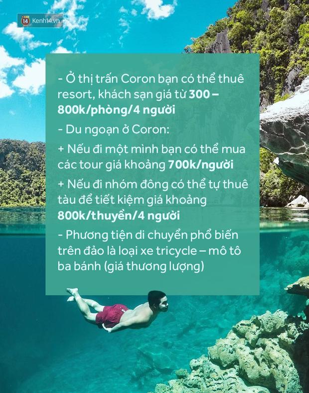 Đảo Coron - Thiên đường lặn biển đẹp mê hoặc chỉ cách Việt Nam 3h bay - Ảnh 3.