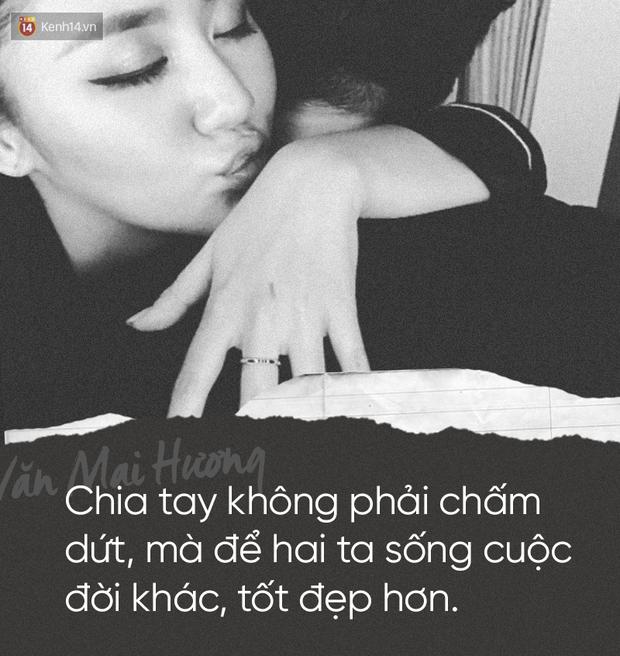 Văn Mai Hương: Bỏ hào quang trở về góc bếp theo tiếng gọi tình yêu, rồi chia tay nhưng để bước vào cuộc đời khác đẹp đẽ hơn! - Ảnh 1.