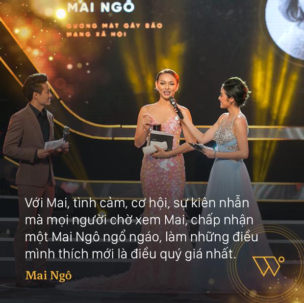 Tất cả chúng ta đều được truyền cảm hứng bởi những câu nói này trong đêm Gala WeChoice Awards 2016 - Ảnh 5.