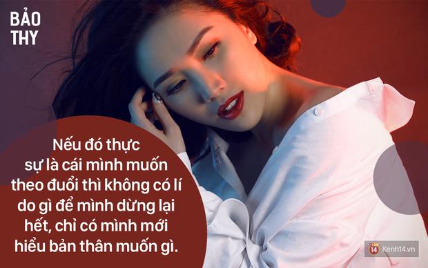 """Từng bị gắn mác """"hot girl đi hát"""", Bảo Thy, Trang Pháp nói gì về câu chuyện Chi Pu làm ca sĩ bị nhận xét là xúc phạm nghề? - Ảnh 4."""