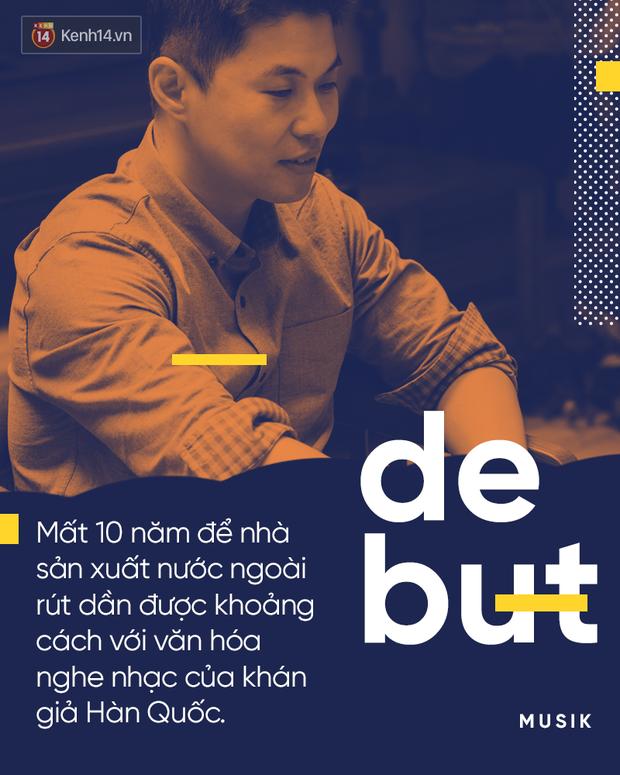 Bộ đôi producer Kpop sản xuất cho Chi Pu: Ca khúc Hàn thường có những đoạn đặc trưng, nếu chuyển qua tiếng Việt có thể sẽ rất khó nghe - Ảnh 8.