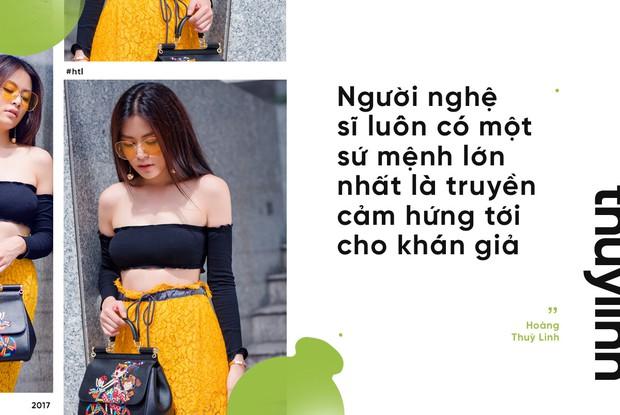 """Hoàng Thùy Linh: """"Nếu cứ loay hoay lựa chọn đam mê hay tình yêu thì hạnh phúc sẽ bị trói buộc"""" - Ảnh 6."""