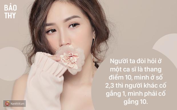 """Từng bị gắn mác """"hot girl đi hát"""", Bảo Thy, Trang Pháp nói gì về câu chuyện Chi Pu làm ca sĩ bị nhận xét là xúc phạm nghề? - Ảnh 5."""