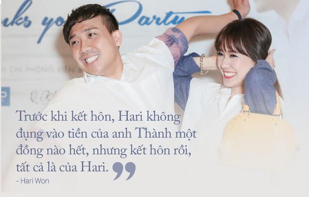Hari Won: Anh Thành đùng một cái cầu hôn, mà lúc đó có nhiều người quá, mình từ chối cũng… kỳ - Ảnh 2.