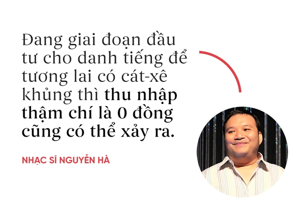 Nhạc sĩ Nguyễn Hà: Khi ký hợp đồng, các ca sĩ có thể bị qua mặt do chưa có kinh nghiệm - Ảnh 3.