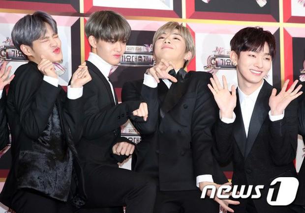 Không thích đẹp hoàn hảo, dàn mỹ nam Wanna One diễn sâu đến ngớ ngẩn, làm ảo thuật để gây chú ý trên thảm đỏ - Ảnh 4.