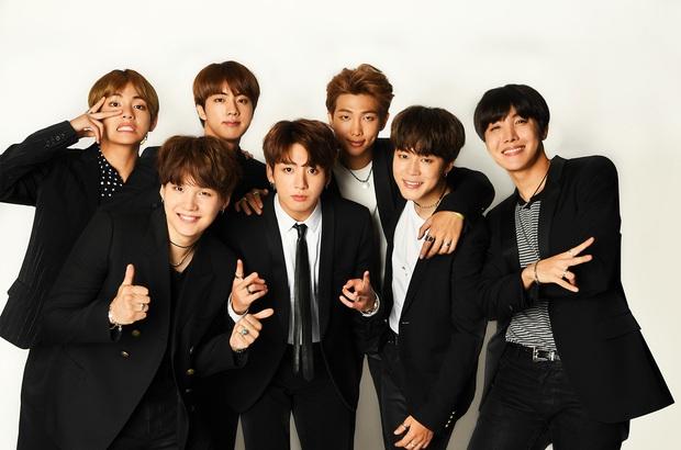 BTS chính thức trở thành idolgroup Kpop hot nhất trên Billboard Hot 100 - Ảnh 1.