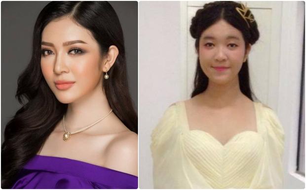 Bị đặt nghi vấn phẫu thuật thẩm mỹ, thí sinh Hoa hậu Hoàn vũ chính thức lên tiếng phản hồi - Ảnh 1.