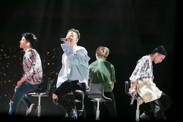 Bán vé cả những chỗ ngồi không nhìn được... sân khấu trong tour của Big Bang, YG đang quá tham lam? - Ảnh 1.