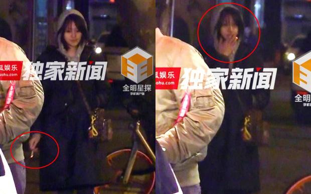 Bị tố photoshop để hại thần tượng, Phong Hành quyết tung clip bằng chứng Trịnh Sảng hút thuốc - Ảnh 1.