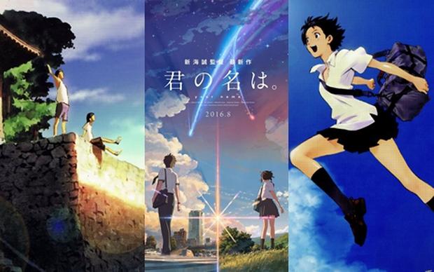 """Anime đình đám Nhật Bản """"Your Name"""" bị tố đạo nhái - Ảnh 1."""