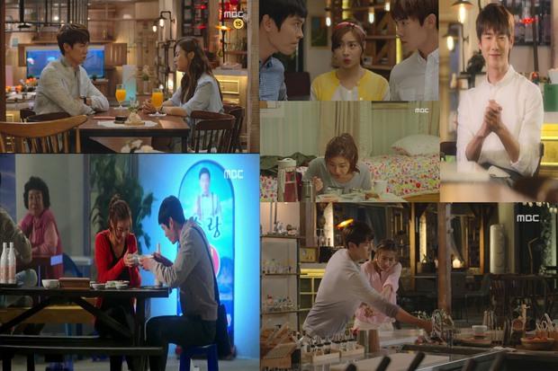 Bất ngờ với pizza hải sản không mùi tanh từ đầu bếp Yoo Yeon Seok trong Warm and Cozy - Ảnh 1.