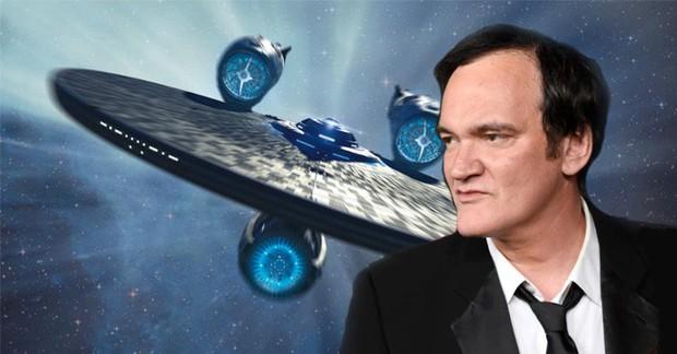 Quentin Tarantino sẽ thực hiện một phần phim Star Trek dán nhãn R - Ảnh 5.