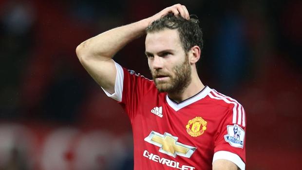 Man Utd đón tin cực xấu từ Juan Mata - Ảnh 1.