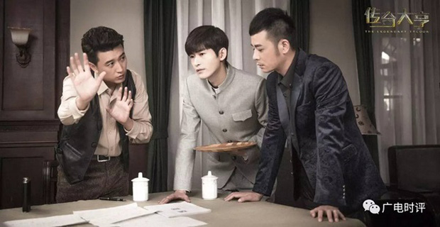 """""""Đá"""" Goo Hye Sun, phim về ông trùm TVB của Trương Hàn mới được phát sóng! - Ảnh 7."""