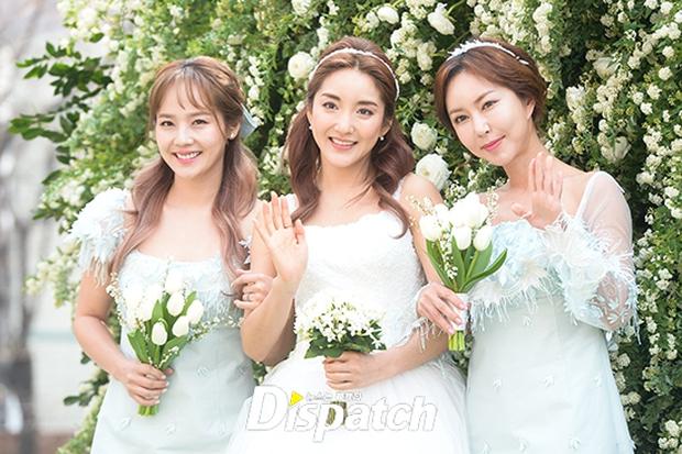 Hôn lễ đẹp nhất xứ Hàn: S.E.S tái hợp, chủ tịch SM Lee Soo Man cùng dàn sao khủng xuất hiện - Ảnh 13.