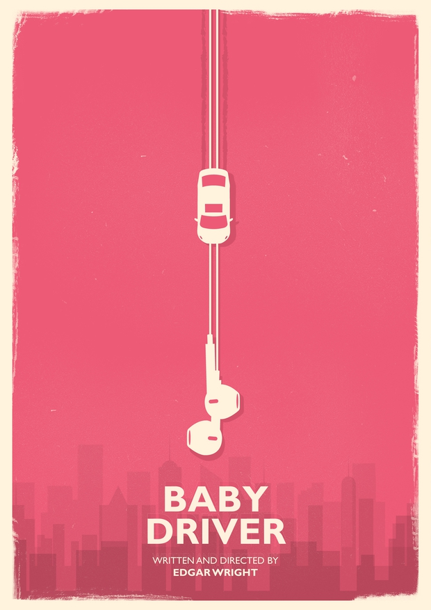 """Baby Driver - Âm nhạc và tốc độ hòa quyện trong một phim đua xe """"có não"""" - Ảnh 2."""