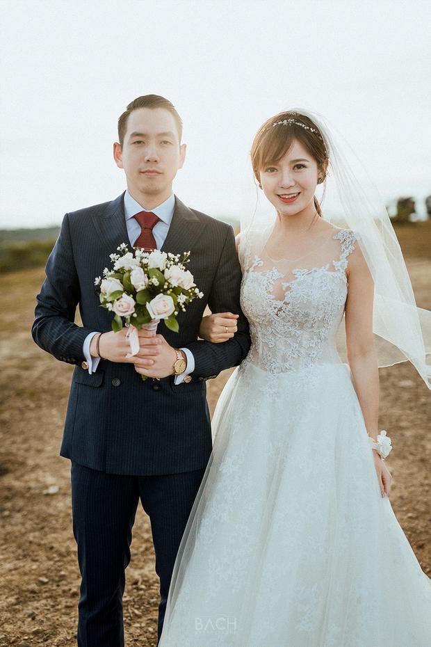 Bật mí hậu trường chụp ảnh cưới của hot girl Tú Linh và chồng - Ảnh 2.