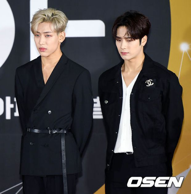Thảm đỏ Busan: Quân đoàn mỹ nam hot nhất Kpop đổ bộ, nhưng mặt của Kim So Hyun và Naeun sao thế này? - Ảnh 28.
