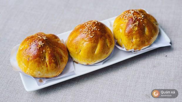Check ngay list các loại bánh bao mới lạ ở Hà Nội: đủ kiểu nhân từ phô mai thịt đến sầu riêng - Ảnh 10.
