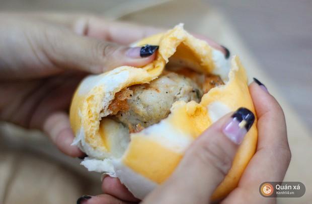 Check ngay list các loại bánh bao mới lạ ở Hà Nội: đủ kiểu nhân từ phô mai thịt đến sầu riêng - Ảnh 15.