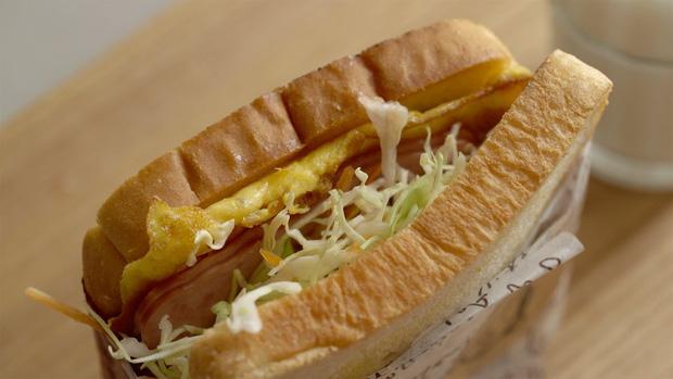 Tự làm ngay bánh mì kẹp - món ăn đường phố Hàn Quốc cực hấp dẫn - Ảnh 6.