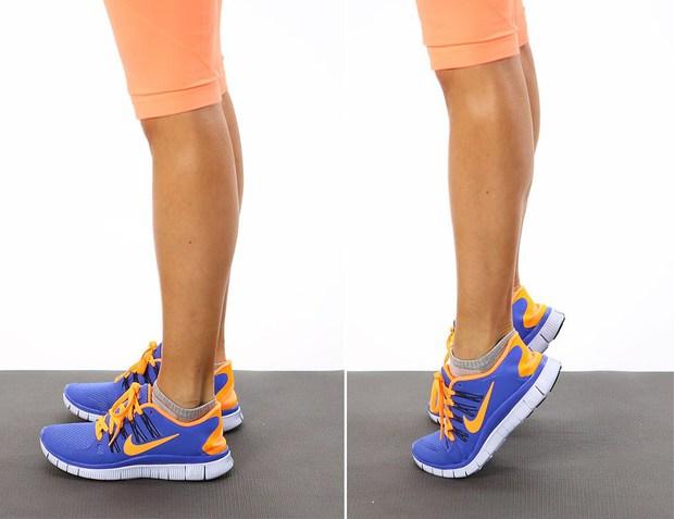 Muốn bắp chân hết to, hãy học cách đi đứng cho đúng chuẩn - Ảnh 2.