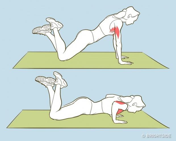 6 động tác cứu nguy cho các cô nàng bắp tay chảy mỡ lấy lại sự thon gọn - Ảnh 9.