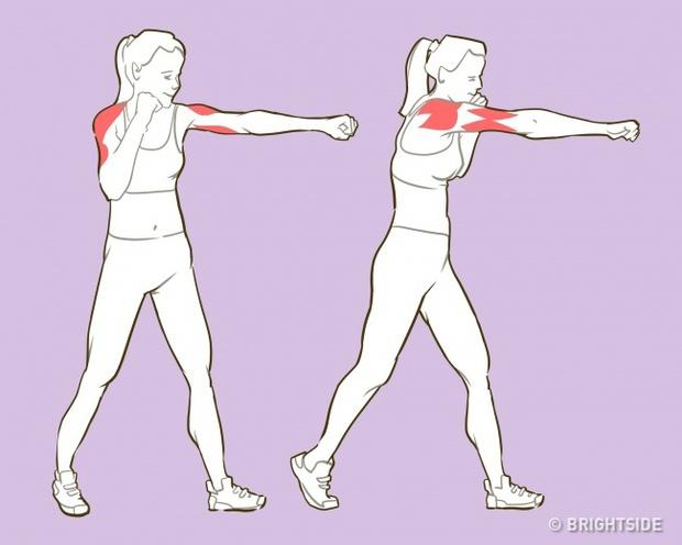 6 động tác cứu nguy cho các cô nàng bắp tay chảy mỡ lấy lại sự thon gọn - Ảnh 11.