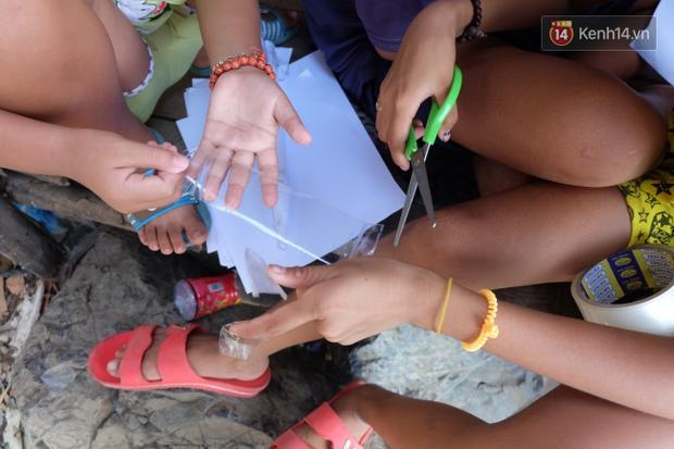 Rạp phim 300k vượt 300km ra biển, đem ciné cho tụi con nít nghèo trên đảo Hòn Chuối - Ảnh 5.