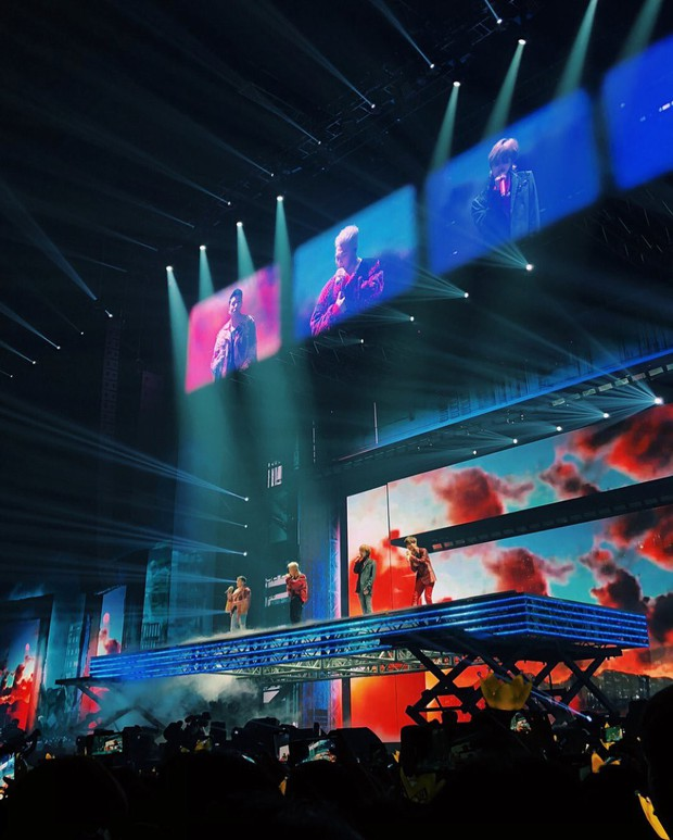 Đêm concert cuối cùng: Như thể cả Hàn Quốc kéo đến để xem Big Bang - Ảnh 1.