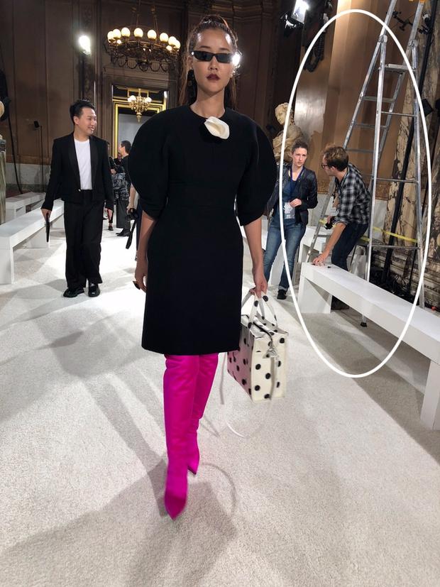 Nghi vấn Maya khoe ảnh dự show Balmain tại Paris Fashion Week, nhưng chỉ là đến chụp ảnh rồi đi về - Ảnh 5.