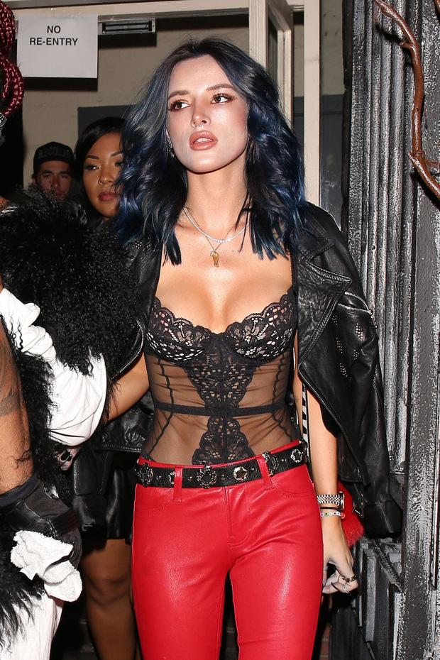 Qua rồi thời Lilo và Miley, Bella Thorne giờ mới là công chúa hóa gái hư nhiều thị phi nhất Hollywood! - Ảnh 6.