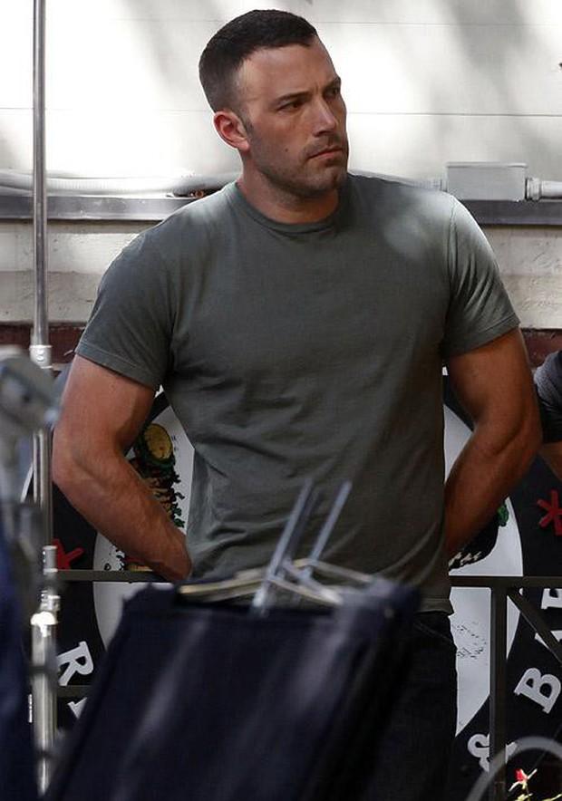 Dàn sao phim bom tấn Justice League: Toàn những mỹ nam cơ bắp và giai nhân đẹp xuất sắc - Ảnh 14.
