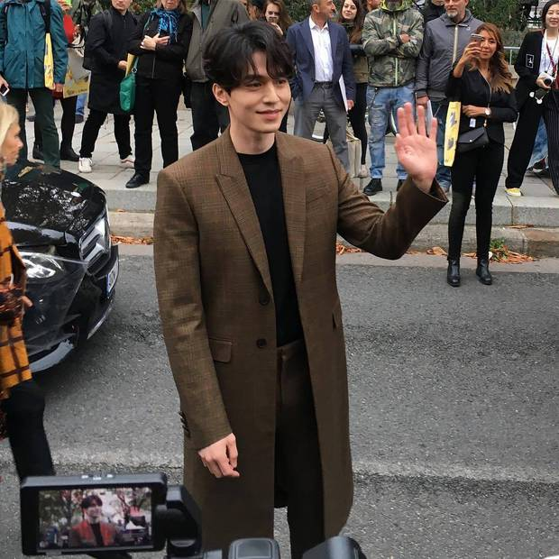 Vượt qua 1000 sao Hàn, Lee Dong Wook và cựu gương mặt đẹp nhất thế giới được trao danh hiệu đẹp thật - Ảnh 5.