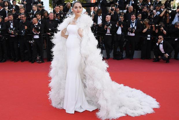 Những chiếc váy đỉnh nhất thảm đỏ Cannes 2017: Aishwarya Rai là Nữ hoàng thì Elle Fanning là Công chúa! - Ảnh 17.