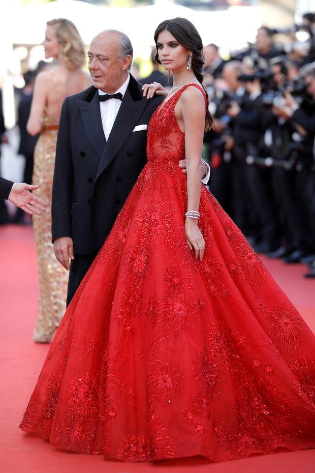 Những chiếc váy đỉnh nhất thảm đỏ Cannes 2017: Aishwarya Rai là Nữ hoàng thì Elle Fanning là Công chúa! - Ảnh 14.