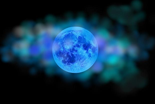 Mặt trăng xanh ngọc trong ngày tiễn đưa Jonghyun sự thực là hiện tượng gì? - Ảnh 5.