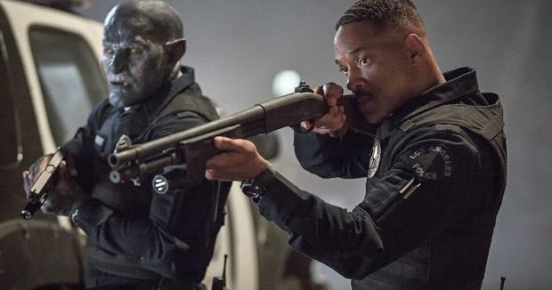 Ngô Thanh Vân khoe vai diễn sát thủ trong phim hành động Hollywood mới cùng Will Smith - Ảnh 7.