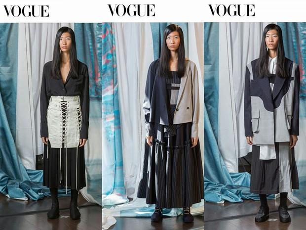 Từng là thứ rất xa vời nhưng suốt năm 2017, các Tuần lễ thời trang lại là sự kiện được giới trẻ Việt đặc biệt quan tâm - Ảnh 19.