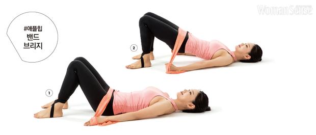 Huấn luận viên Hàn Quốc hướng dẫn bài tập Pilates cơ bản tại nhà mà hiệu quả không ngờ - Ảnh 3.