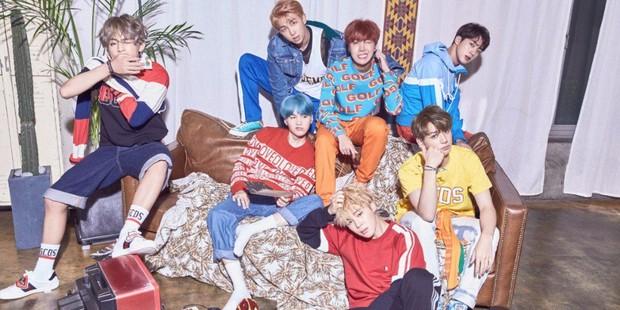 Sức mạnh đáng sợ của Produce 101: Tân binh toàn trai đẹp ra mắt 2 tháng đã vượt mặt luôn EXO, Big Bang - Ảnh 1.