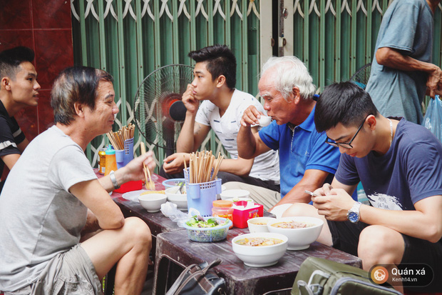 Ở Hà Nội có một món bún rất lạ: đầy ắp thịt bò mà chỉ có 25k - Ảnh 8.