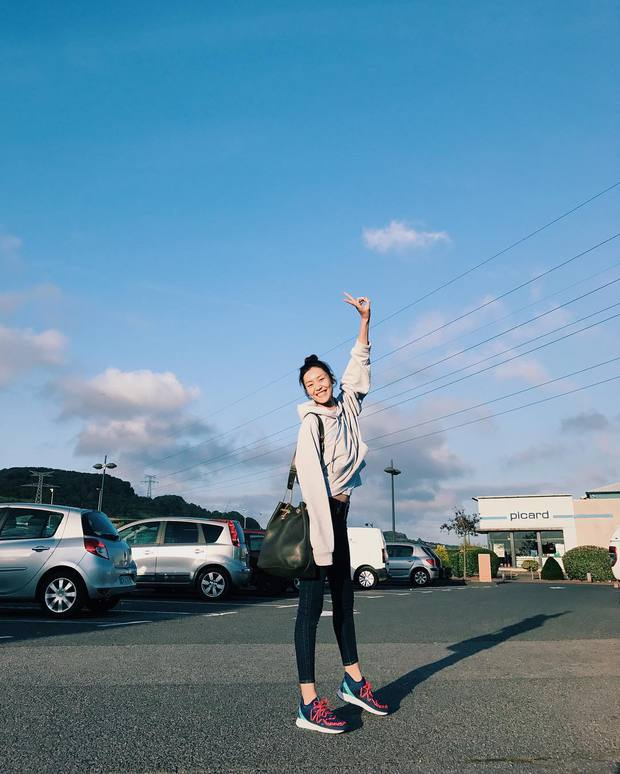 Liu Wen, Sui He, Ming Xi, Xiao Wen Ju: 4 chân dài Victoria's Secret châu Á hóa ra cùng sở hữu style hè đẹp xuất sắc - Ảnh 9.