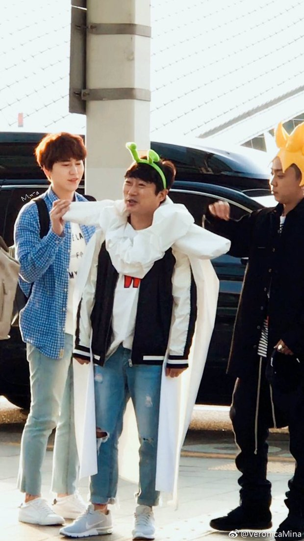 HOT: Ahn Jae Hyun, Kyuhyun và Mino đến Hà Nội để quay phim ở quán bún chả Obama - Ảnh 2.