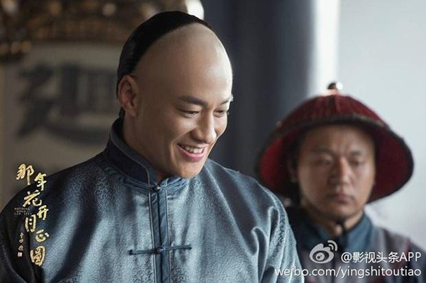 Dù chỉ là nam phụ, Hà Nhuận Đông vẫn lấn lướt Trần Hiểu trong Năm Ấy Hoa Nở Trăng Vừa Tròn - Ảnh 9.